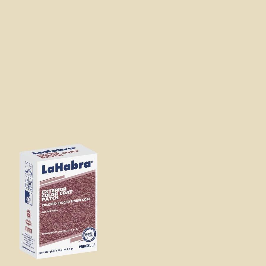 LaHabra 9-lb Brown Stucco Color Mix