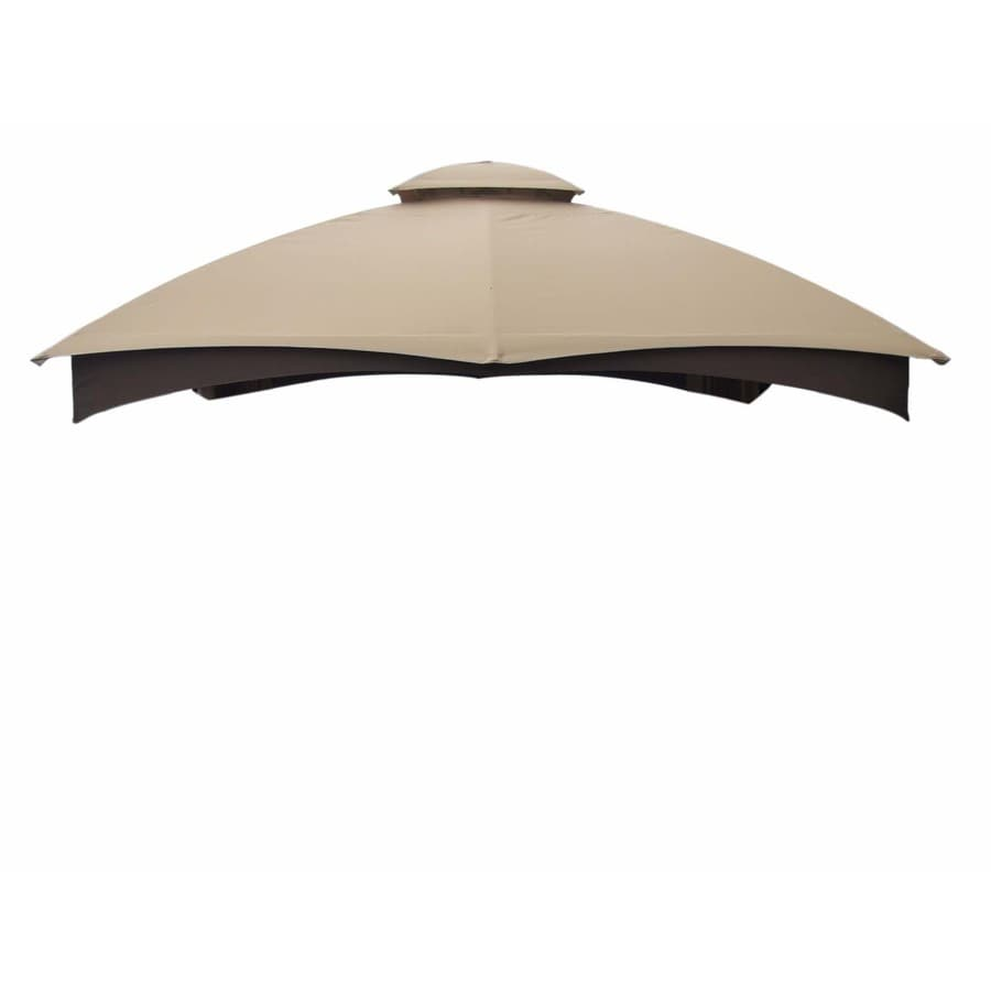 allen + roth Beige Replacement Canopy Top  sc 1 st  Loweu0027s : canopy top replacement - memphite.com