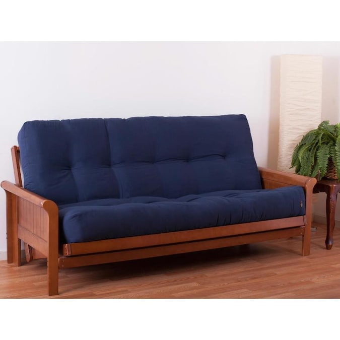 Blazing Needles Renewal Navy Full Futon