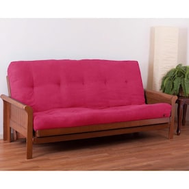 Pocketed Coil Pink Futon Mattresses At