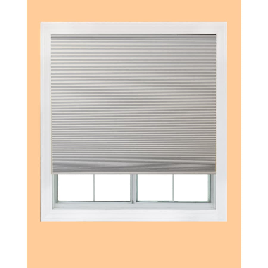 Redi Shade White Blackout Cordless Polyester Cellular Shade (Common 48-in; Actual: 47.75-in x 72-in)