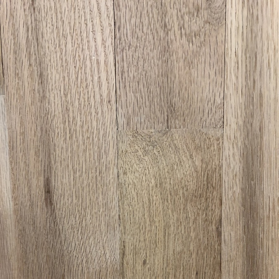 Shop bridgewell resources unfinished red solid oak for Solid oak wood flooring