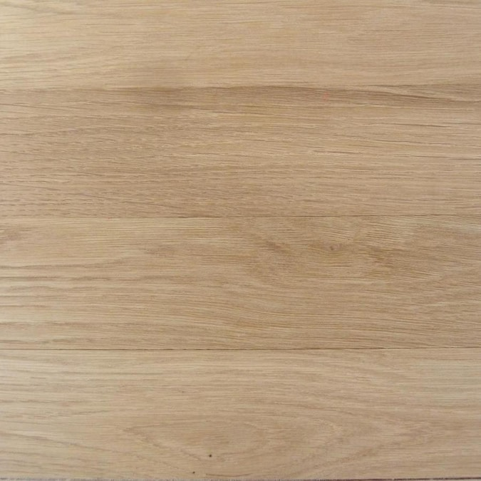 Bridgewell Resources 3 25 In Unfinished Oak Solid Hardwood