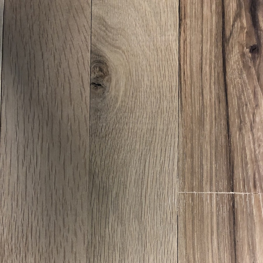 Bridgewell Resources 2-1/4-in W Unfinished Oak Hardwood Flooring