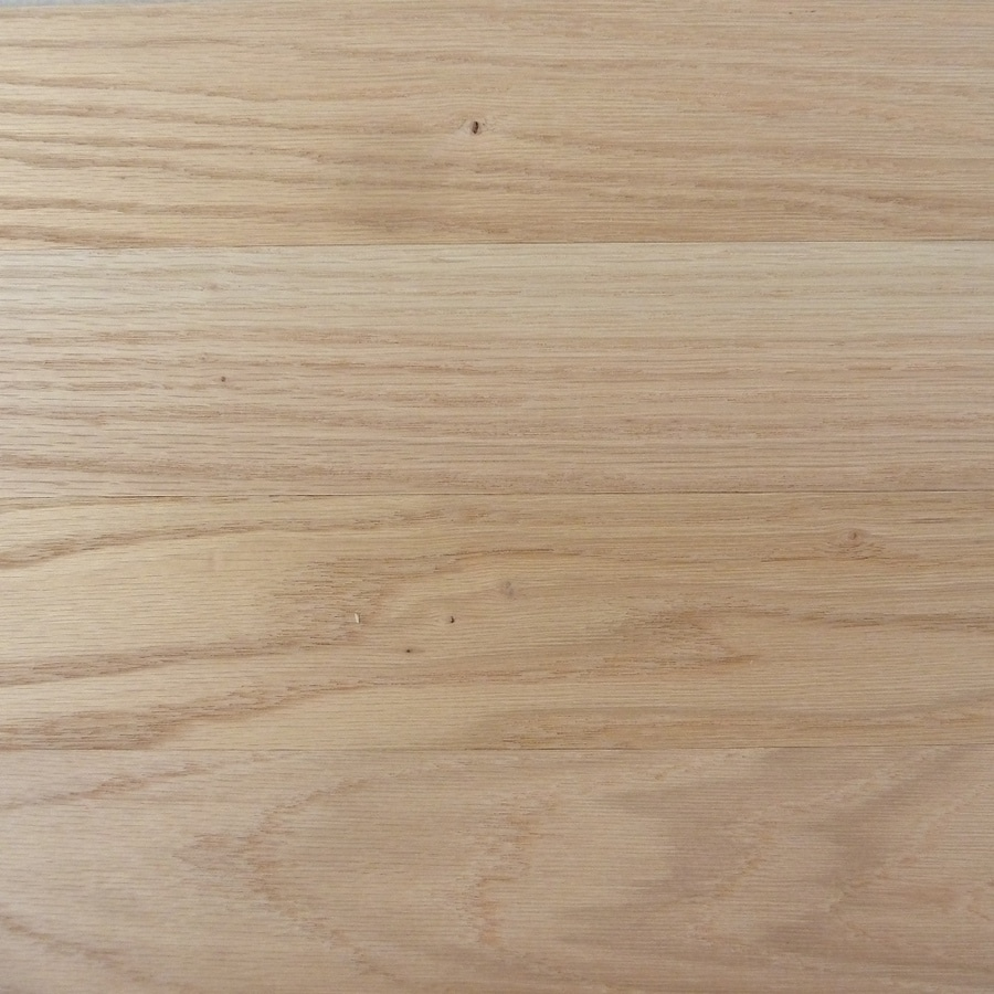 Shop bridgewell resources unfinished engineered oak for Solid oak wood flooring