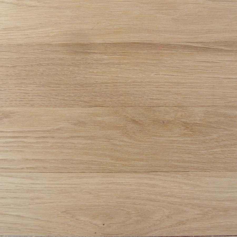 Shop bridgewell resources unfinished engineered for Solid oak wood flooring
