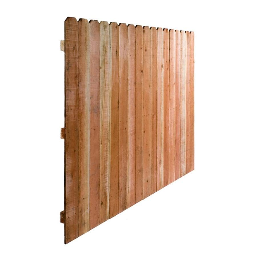 Top Choice Natural Redwood Fence Panel Review