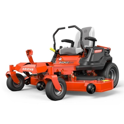 Ikon X 24 Hp V Twin Dual Hydrostatic 52 In Zero Turn Lawn Mower With Mulching Capability Kit Sold Separately