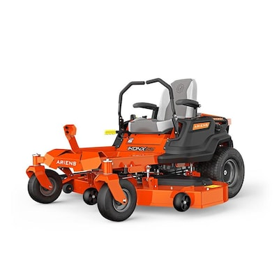 Ikon X 23 Hp V Twin Dual Hydrostatic 52 In Zero Turn Lawn Mower With Mulching Capability Kit Sold Separately