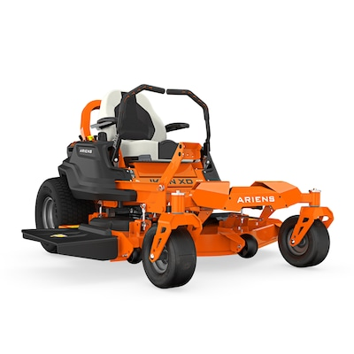 Ariens Ikon XD 23-HP V-Twin Dual Hydrostatic 52-in Zero-Turn Lawn Mower with Mulching Capability (Kit Sold Separately)