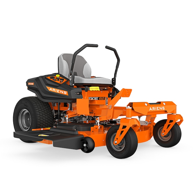 Ariens Edge 21 5 Hp V Twin Dual Hydrostatic 52 In Zero Turn Lawn Mower With Mulching Capability Kit Sold Separately In The Zero Turn Riding Lawn Mowers Department At Lowes Com