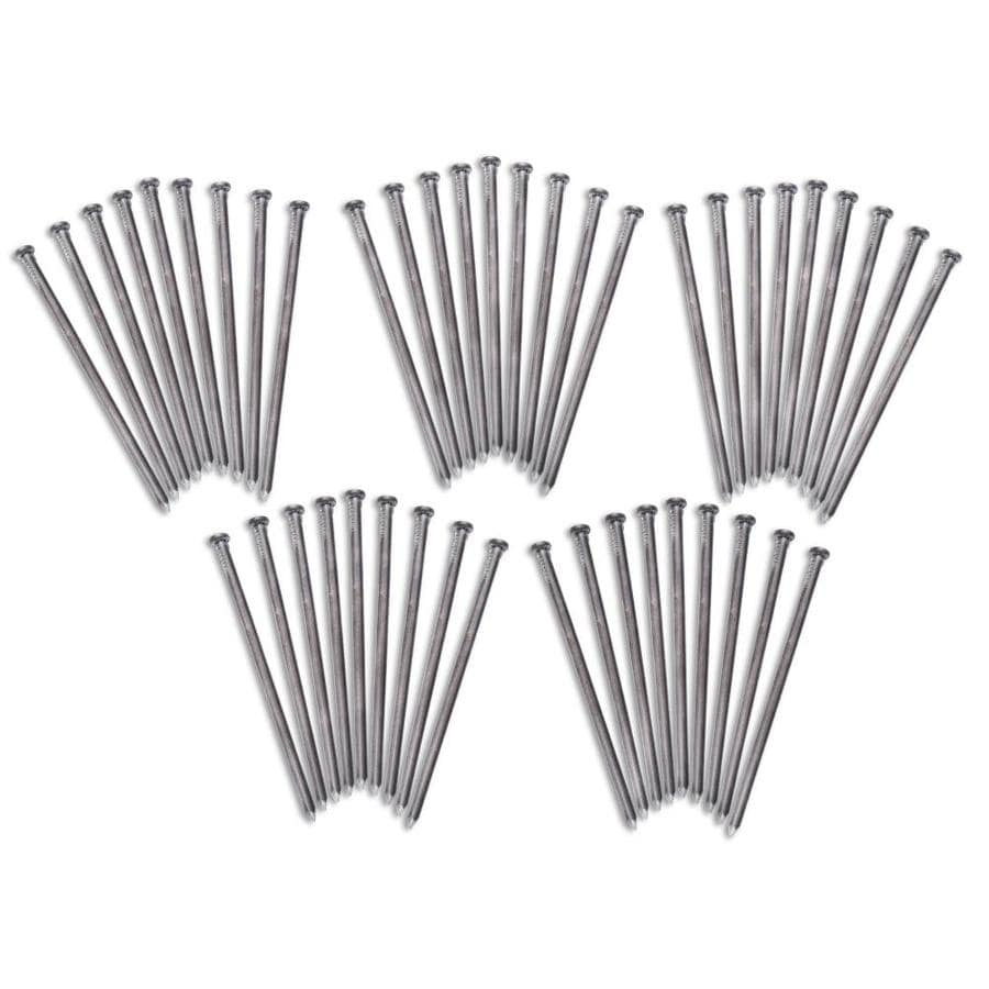 EasyFlex 45-Pack 10-in Steel Edging Stakes