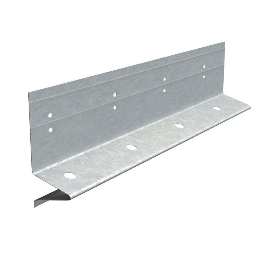 Dietrich Metal Framing Galvanized Carbon Steel Stucco Trim (Common: 1.375-in x 10-ft; Actual: 1.375-in x 10-ft)