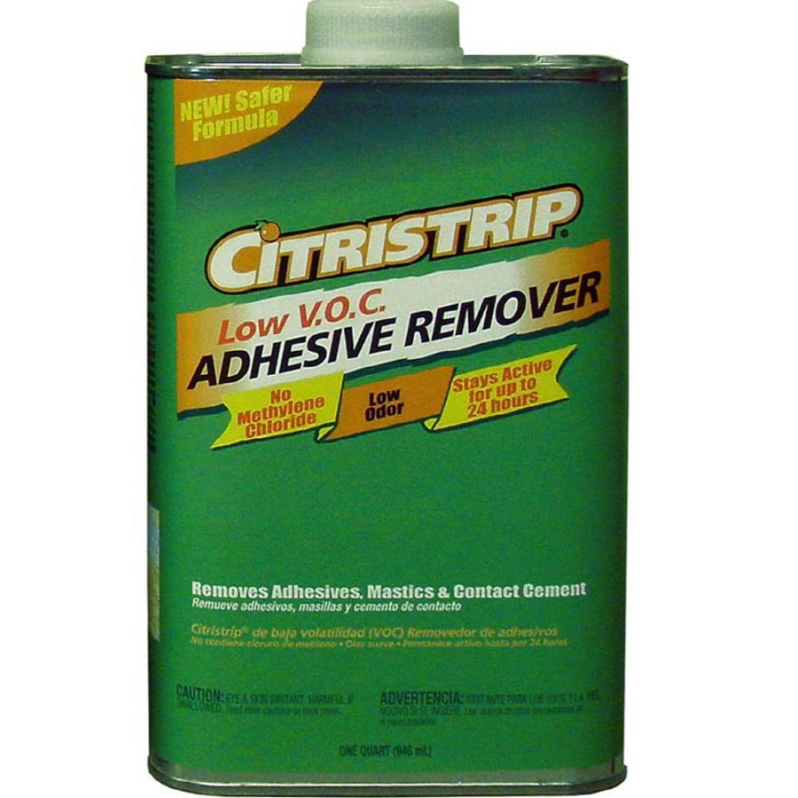 shop citristrip 1 quart semi paste concrete paint remover