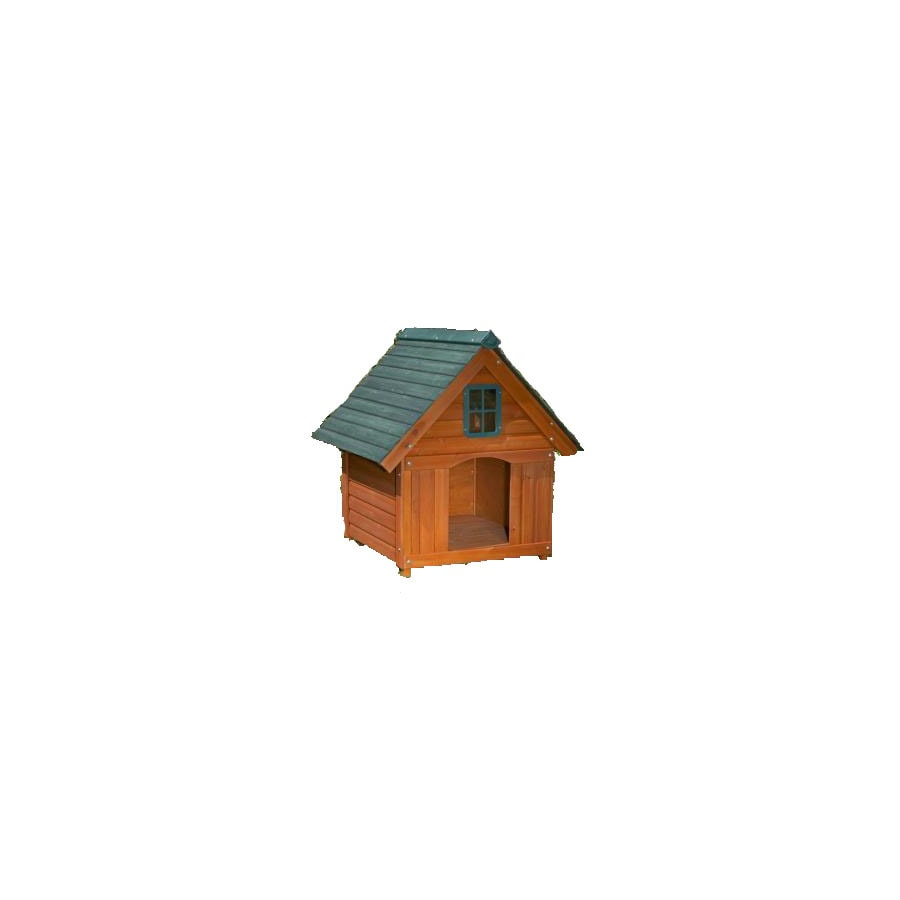 Leisure Time Products Large Cedar Dog House