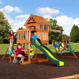 Playsets Swing Sets At Lowes Com