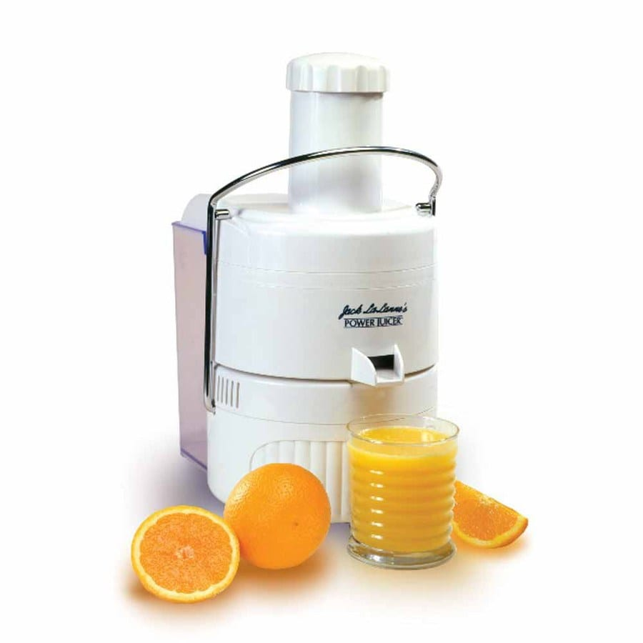 Jack LaLanne 70 oz White Citrus Juicer