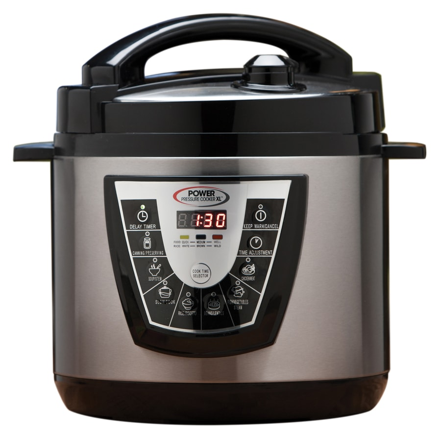 Tristar 6-Quart Programmable Electric Pressure Cooker