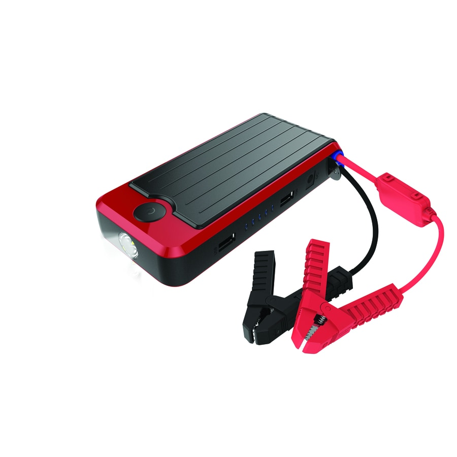 PowerAll Professional 600-Amp Car Battery Jump Starter