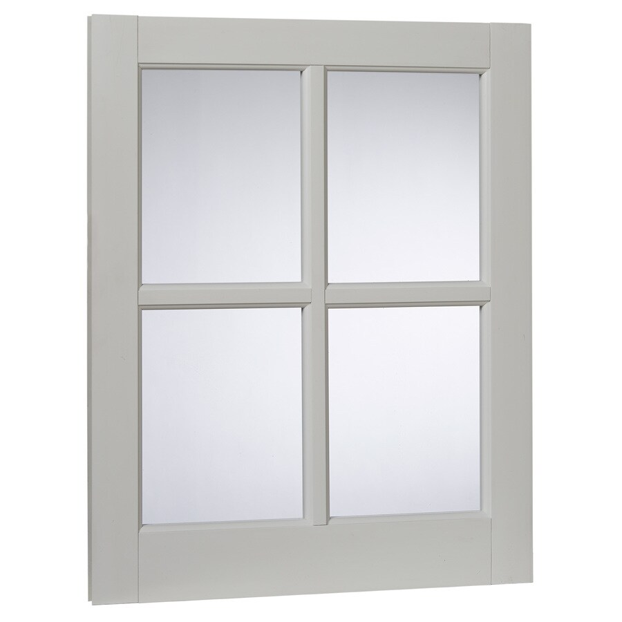 Project Source Barn Sash Rectangle Replacement Window (Rough Opening: 20.25-in x 25.25-in; Actual: 20-in x 25-in)