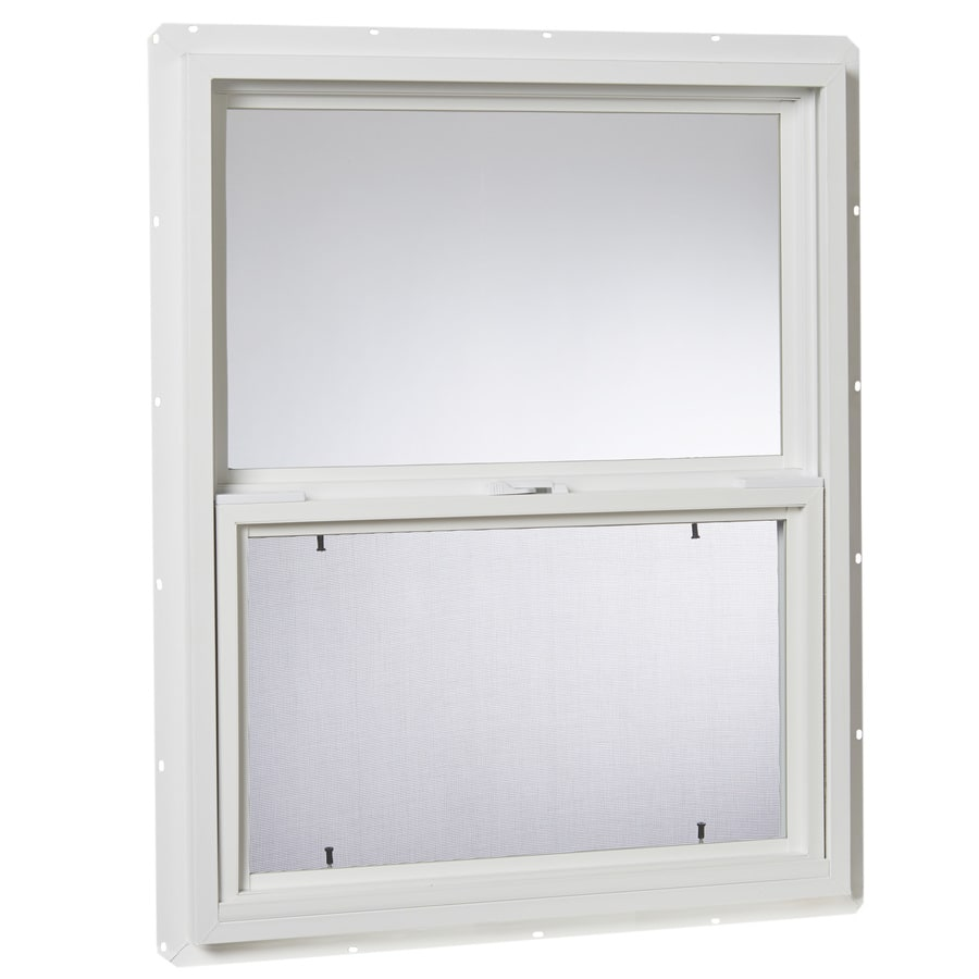Bathroom Windows Lowes shop single hung windows at lowes
