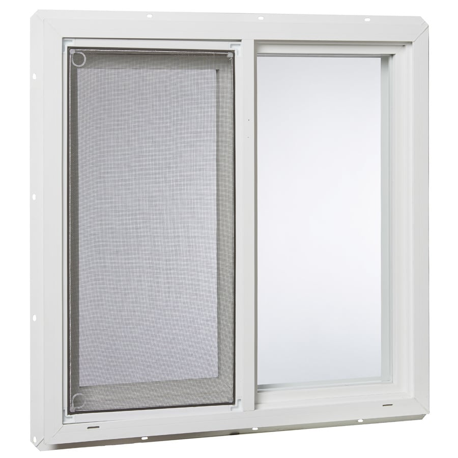 Shop project source 10001 series left operable vinyl for 18 x 24 vinyl window