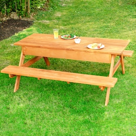 Tremendous Picnic Tables At Lowes Com Gmtry Best Dining Table And Chair Ideas Images Gmtryco