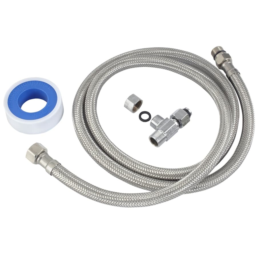 Gobidet Hot Water Install Kit For Add On Bidet For Toilets At Lowes Com