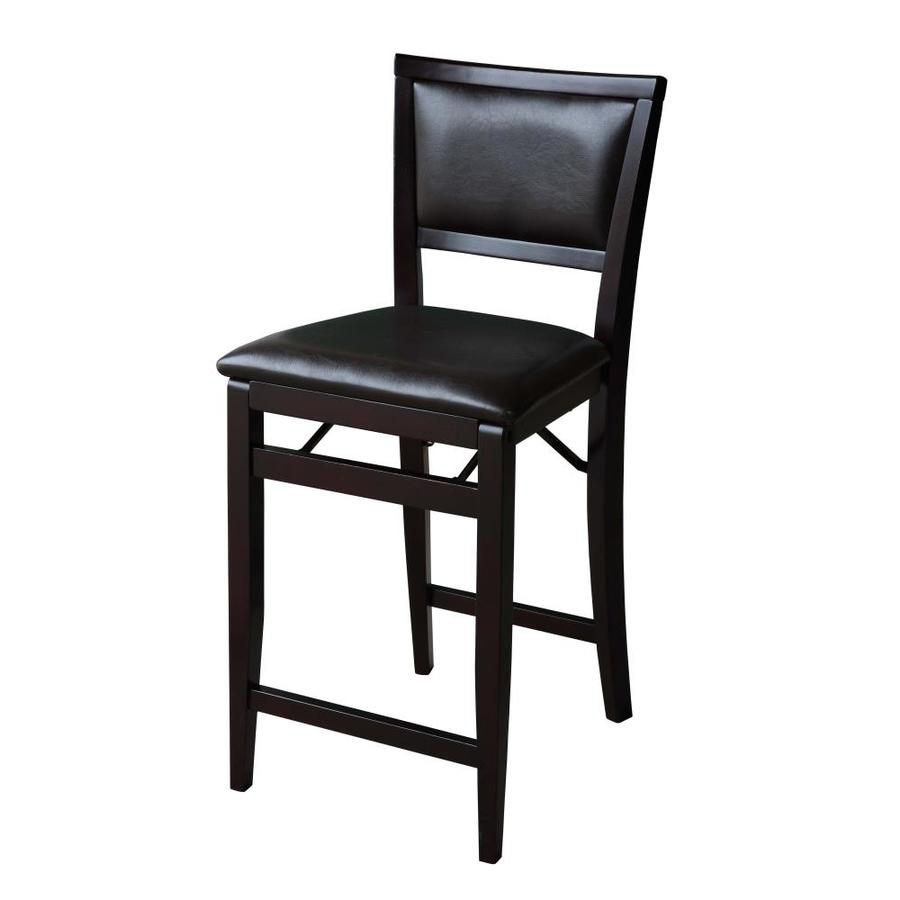 Linon Pad Back Folding Chair