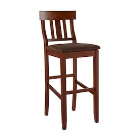 Groovy Torino Collection Slat Back Bar Stool Bar Stools At Lowes Com Andrewgaddart Wooden Chair Designs For Living Room Andrewgaddartcom