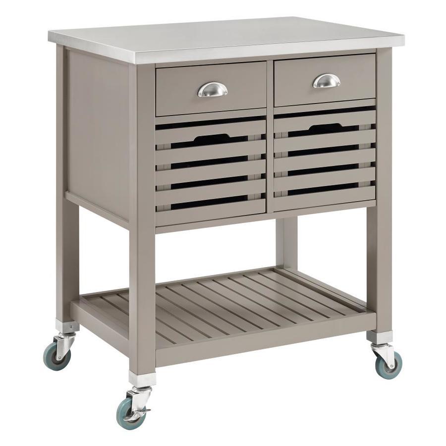 Stainless Steel Metal Top Kitchen