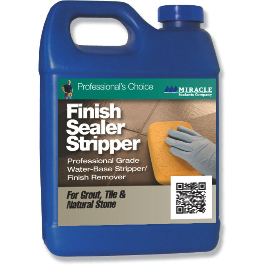 Miracle Sealants Company Finish Stripper Sealer