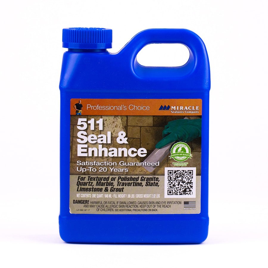 Miracle Sealants Company 511 Series 32-fl oz Indoor Floor Sealer Pour Bottle