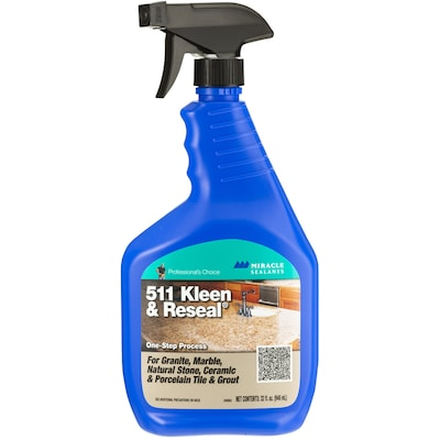 32 Fl Oz Spray And Wipe Tile Cleaner