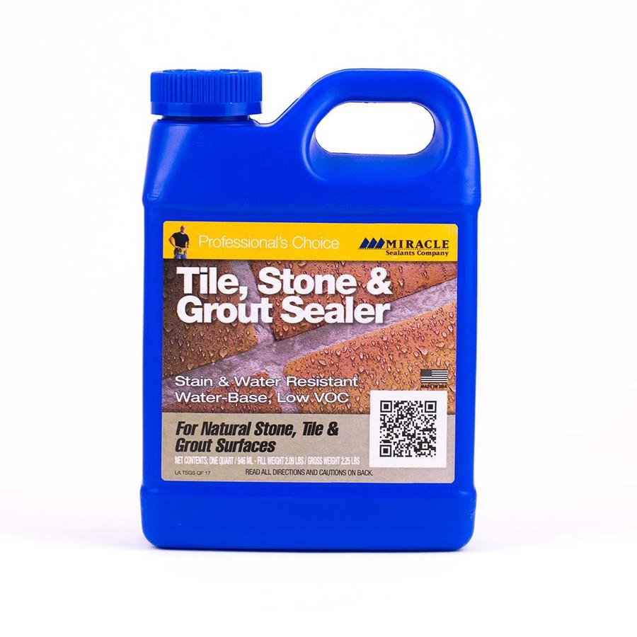 Shop indoor floor sealers at lowes miracle sealants company 32 fl oz indoor floor sealer pour bottle dailygadgetfo Image collections