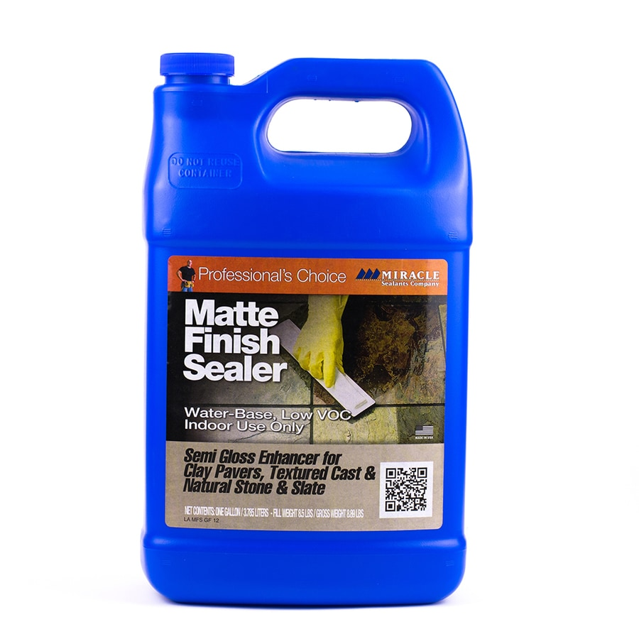 Miracle Sealants Company Matte Finish Sealer Gallon