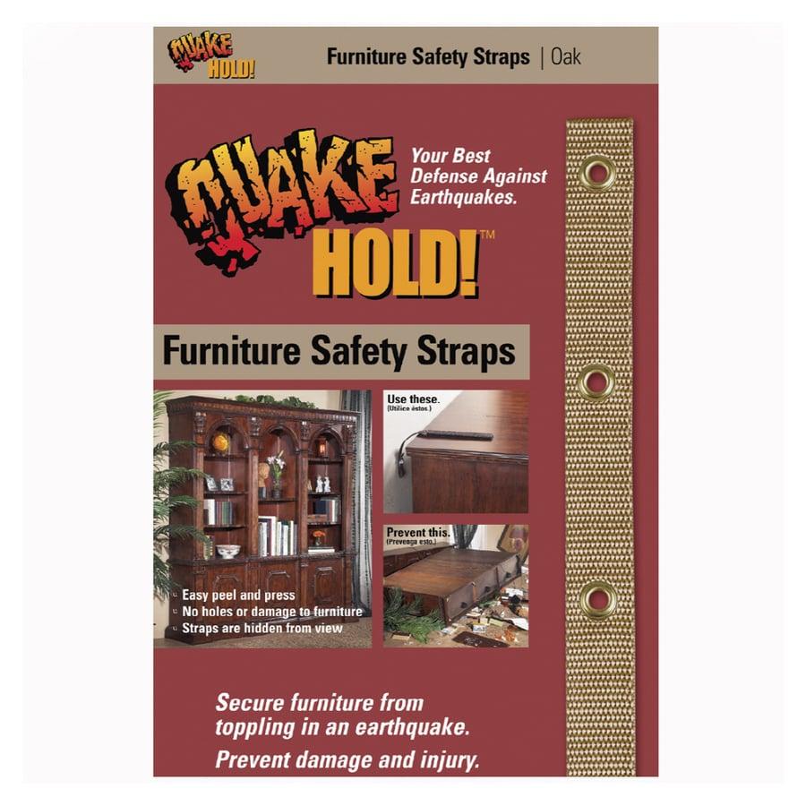 Oak Furniture Safety Strap