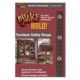 Antique Brown Furniture Safety Strap