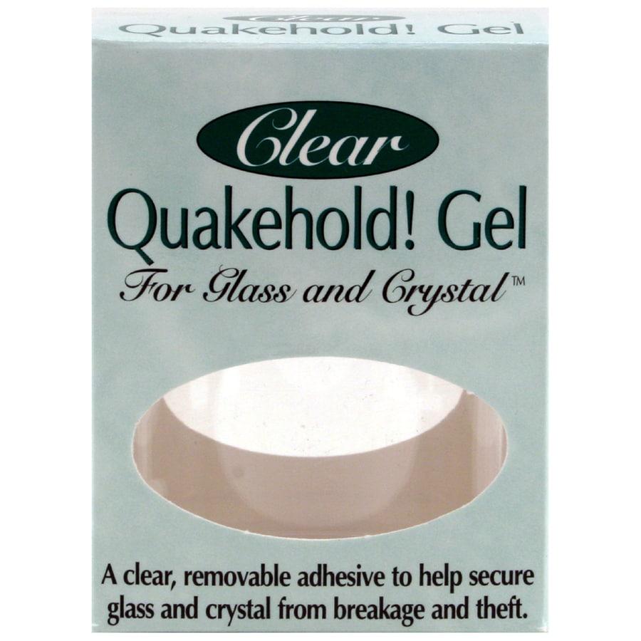 QuakeHOLD! Clear Gel