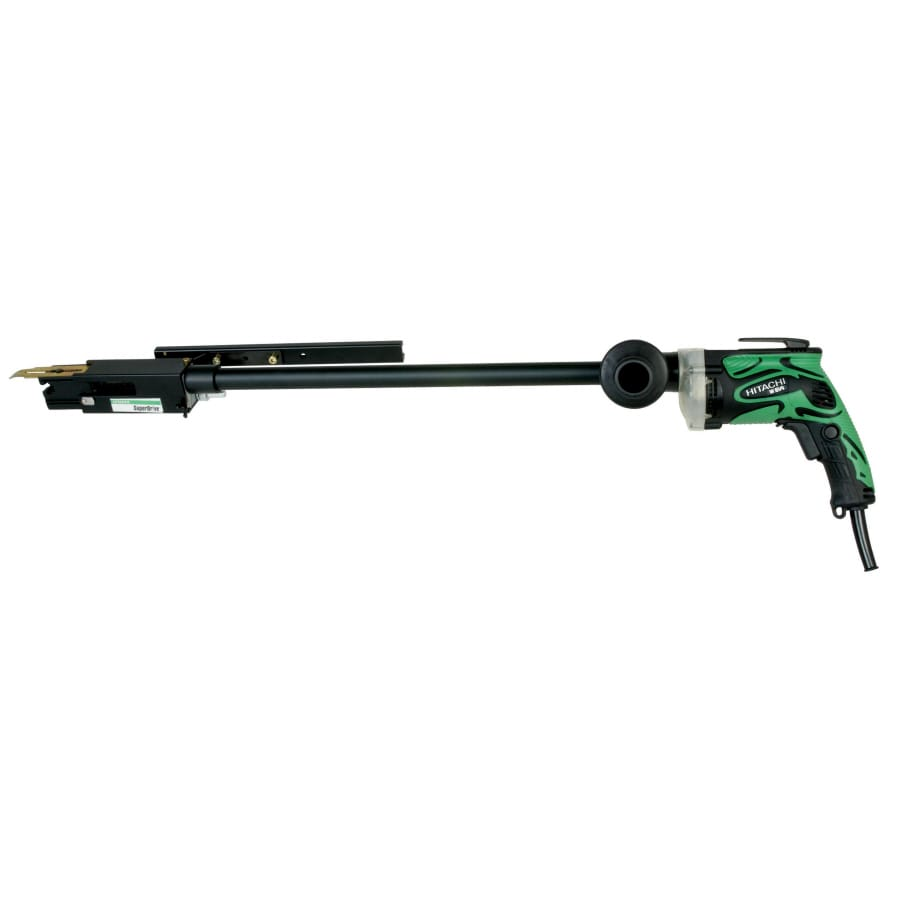 Hitachi 6 Amp 1/4-In 4,500-Rpm Collated Screw Driving System with Case