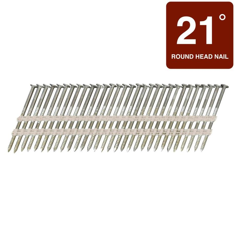 Hitachi 3 In 21 Degree Pneumatic Framing Nails (4000 Count)
