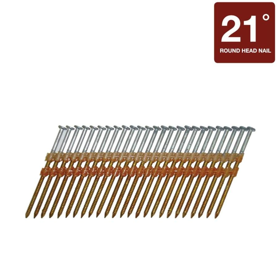 Perfect Hitachi 3 In 21 Degree Pneumatic Framing Nails (1000 Count)