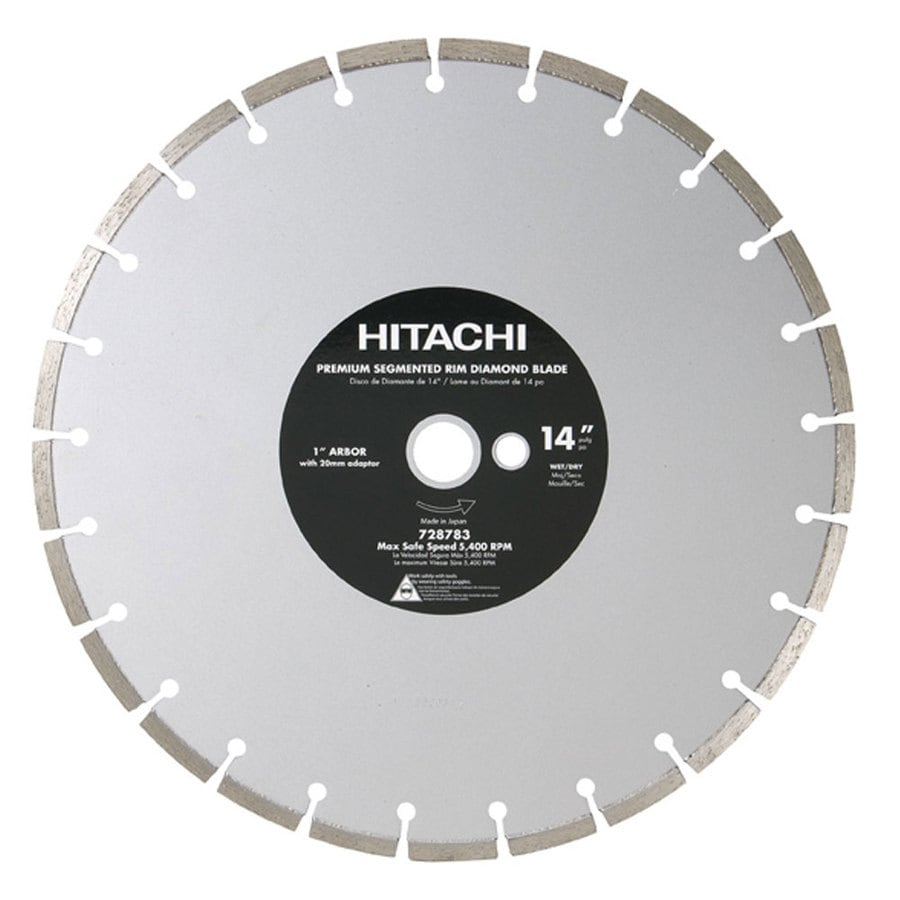 Hitachi Diamond Oscillating Tool Blade