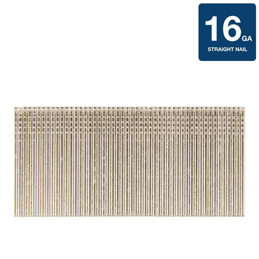 Hitachi 1000-Count 16-Gauge 1.5-in Finishing Pneumatic Nails