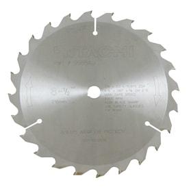 Shop hitachi saw blades at lowes hitachi 8 12 in miter saw blade greentooth Gallery