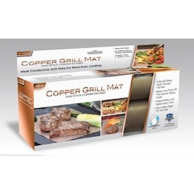 Copper Grill Mat Copper Grill Mat