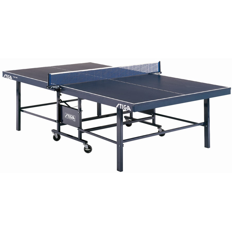 Stiga 108 In Indoor Freestanding Ping Pong Table
