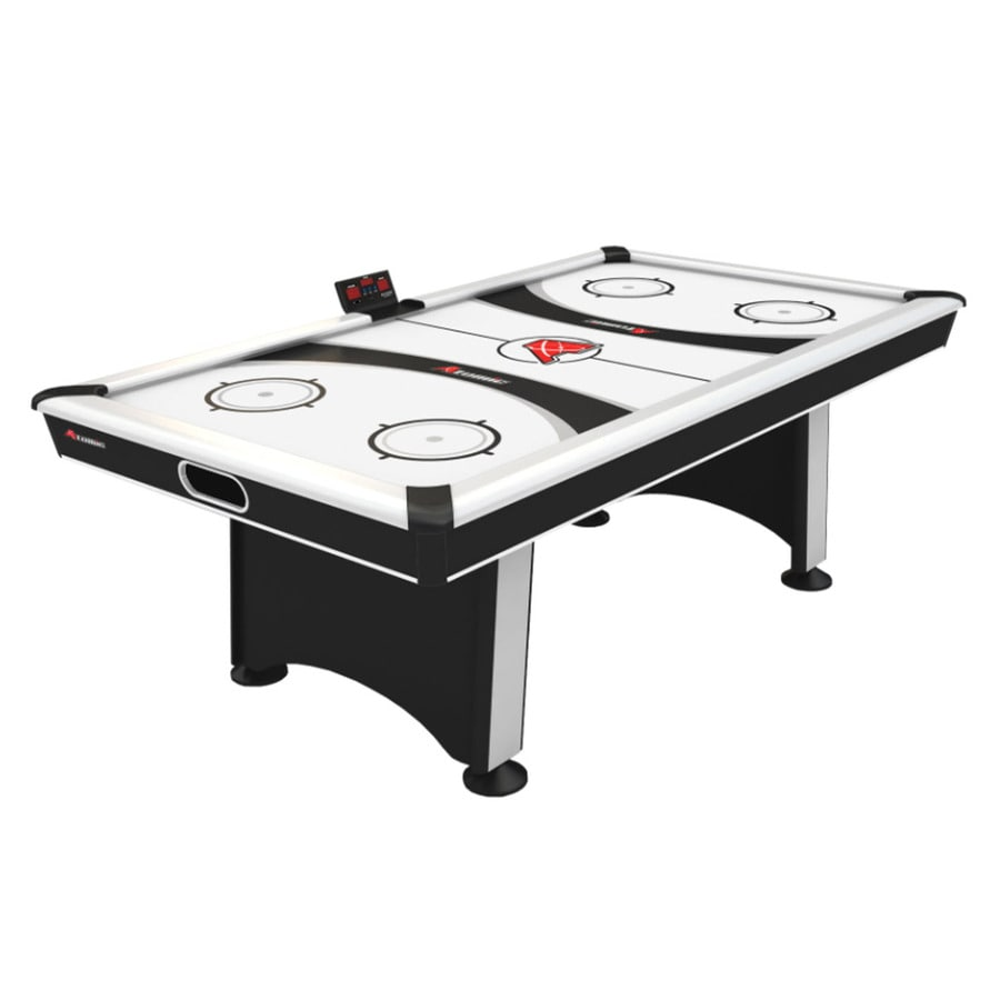 Ordinaire Atomic Arcade Freestanding Composite Air Hockey Table