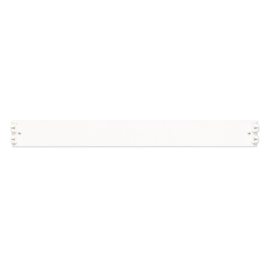 Utilitech Fluorescent Strip Light Shop Light (Common: 2-ft; Actual: 2.87-in x 24-in)