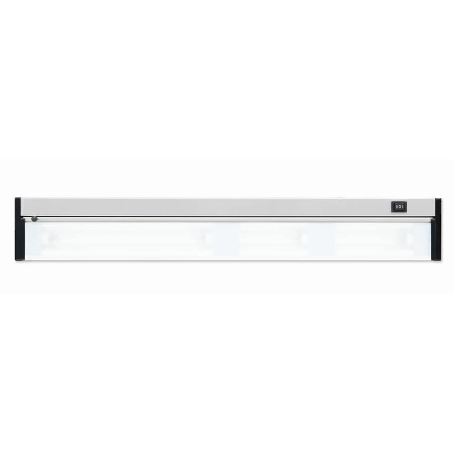Utilitech 24-in Hardwired or Plug-In Under Cabinet Xenon Light Bar